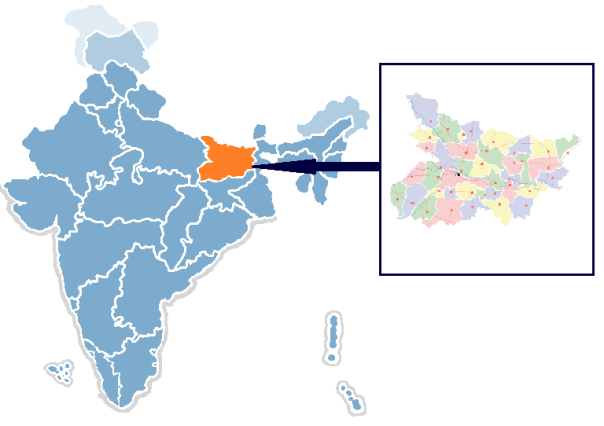 Bihar The Yin And Yang Of Life Anywhere