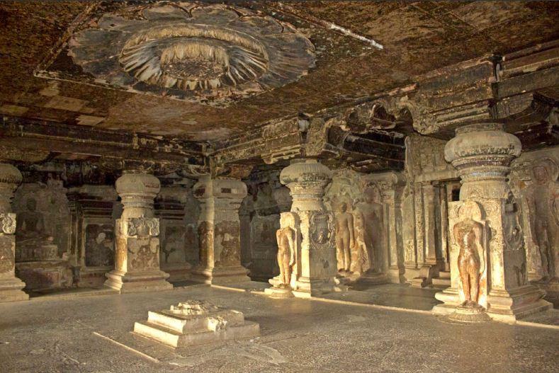 ajanta and ellora caves hd images