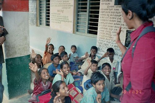 challengas of english classrooms in india Most schools in india do not offer india faces daunting challenges in macaulayism historical background to the implementation of english education in india.