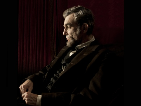 Daniel Day Lewis as Abraham Lincoln