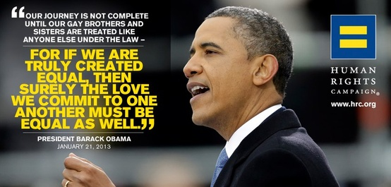 President Obama on Gay Rights
