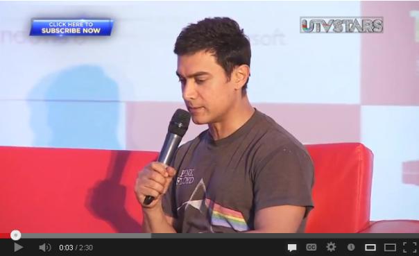 Aamir Khan's Next