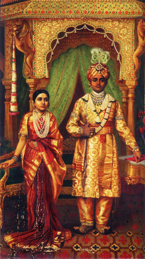 Marriage_of_H.H_Sri_Krishnaraja_Wadiyar_IV_and_Rana_Prathap_Kumari_of_Kathiawar