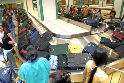 baggage carousel 3