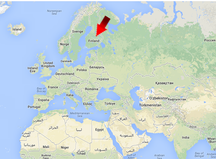 Finland on world map the world can learn from finland gumiabroncs Image collections
