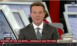 "Fox's Shepard Smith Blasts Media For ""Hysterical,"" ""Irresponsible"" Ebola Coverage"