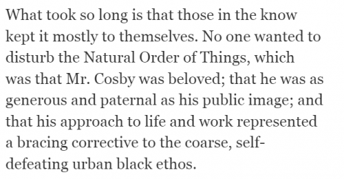 cosby ny times excerpt