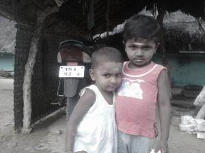 Siblings by Jayaprakash