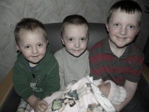Siblings by Knipe