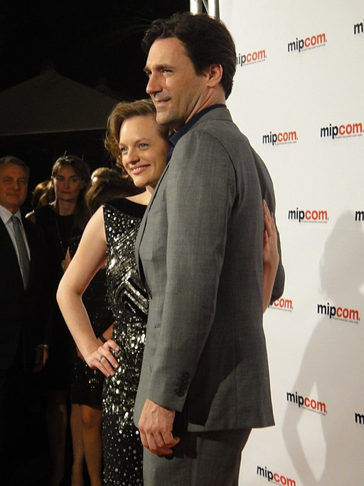 Elisabeth_Moss_and_Jon_Hamm_of_Mad_Men_-_5054230830